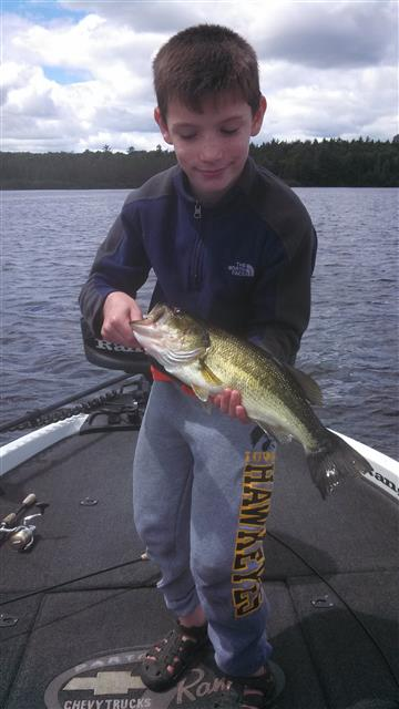 Manitowish Waters musky, walleye, northern pike, panfish, largemouth bass, smallmouth bass
